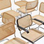 Cesca silla natural