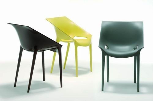 Silla dr yes kartell - Sillas philippe starck ...