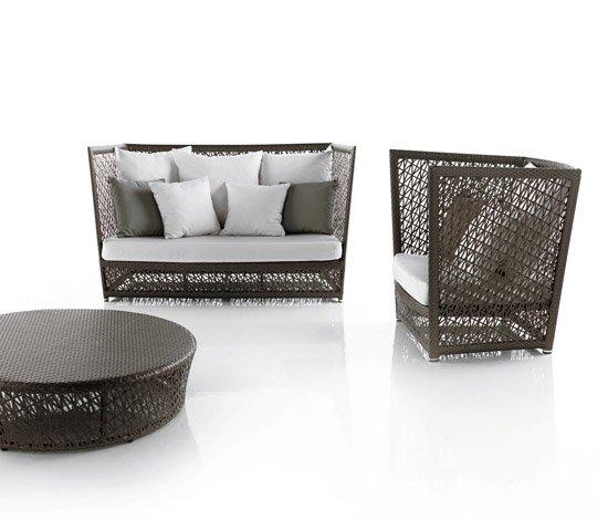 Sof sill n de fibra sint tica colecci n tunis de expormim - Muebles fibra sintetica ...