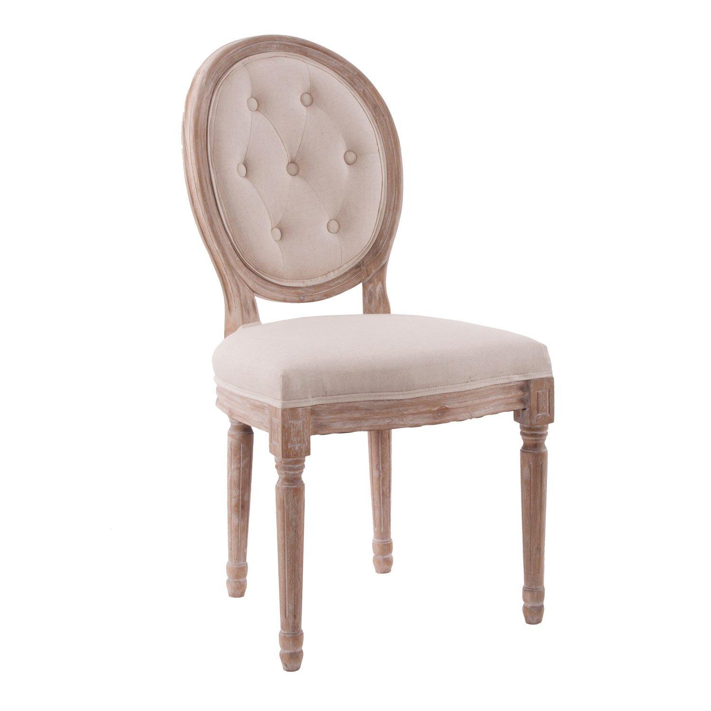 silla luis xvi tapizadas