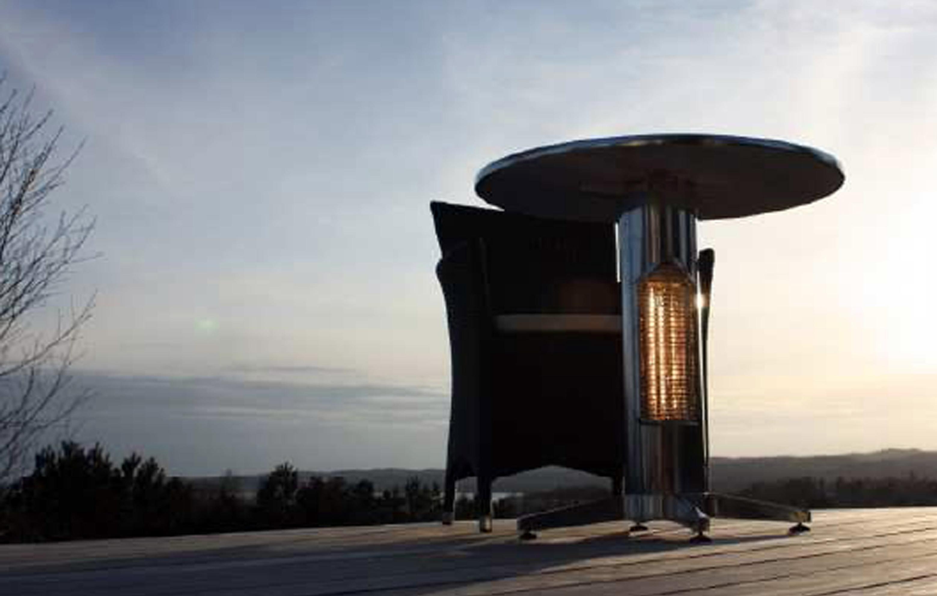 Mesa estufa para terraza modelo brasas - Estufas electricas para terrazas ...