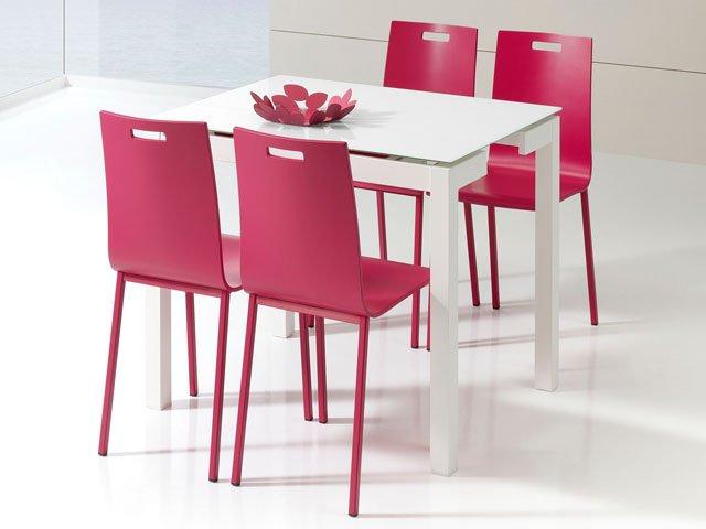 Mesa cocina serie 603 - Sillas de cocina de diseno ...