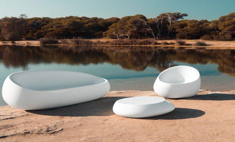 Sofa stones vondom - Vondom catalogo ...