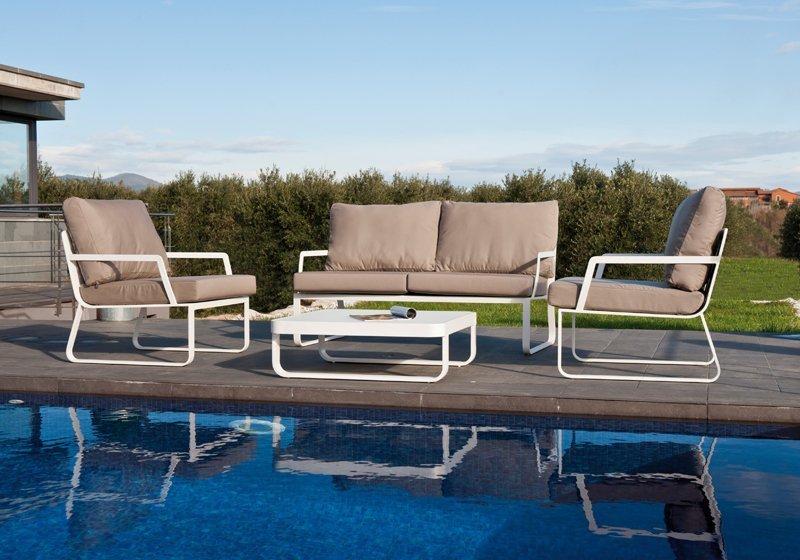 Sofas terraza y sillones vero para terraza for Sofas para terrazas pequenas