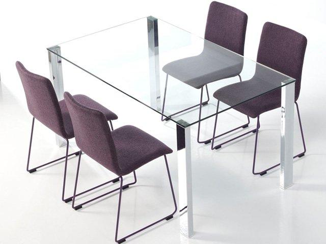 Mesa cristal meet - Cristales para mesas precios ...