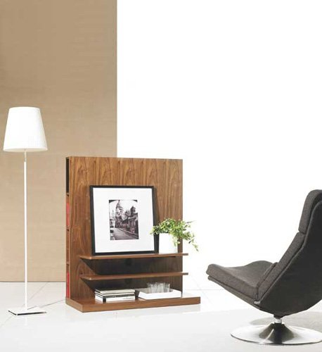 Mueble tv nogal for Muebles nogal yecla