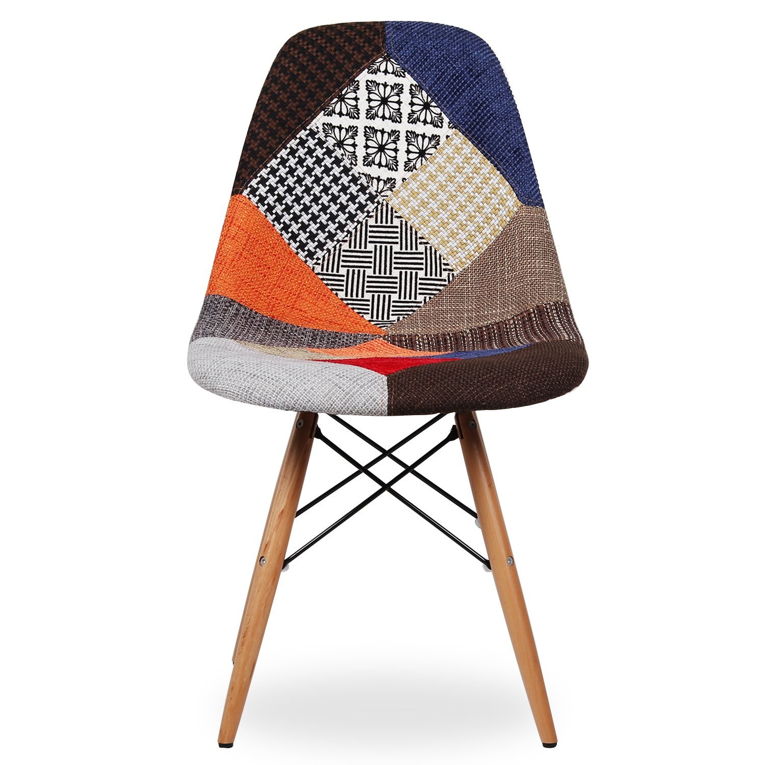 Silla patchwork for Muebles patchwork