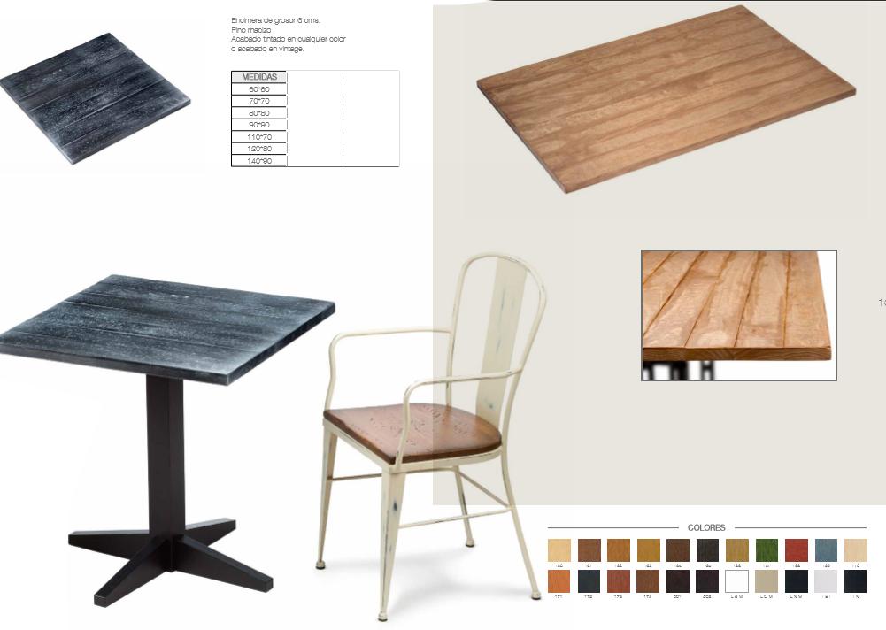 Encimeras madera maciza - Muebles para encimeras ...