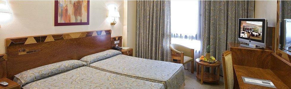 Hotel Abando en el corazón de Bilbao - www.muebles.com