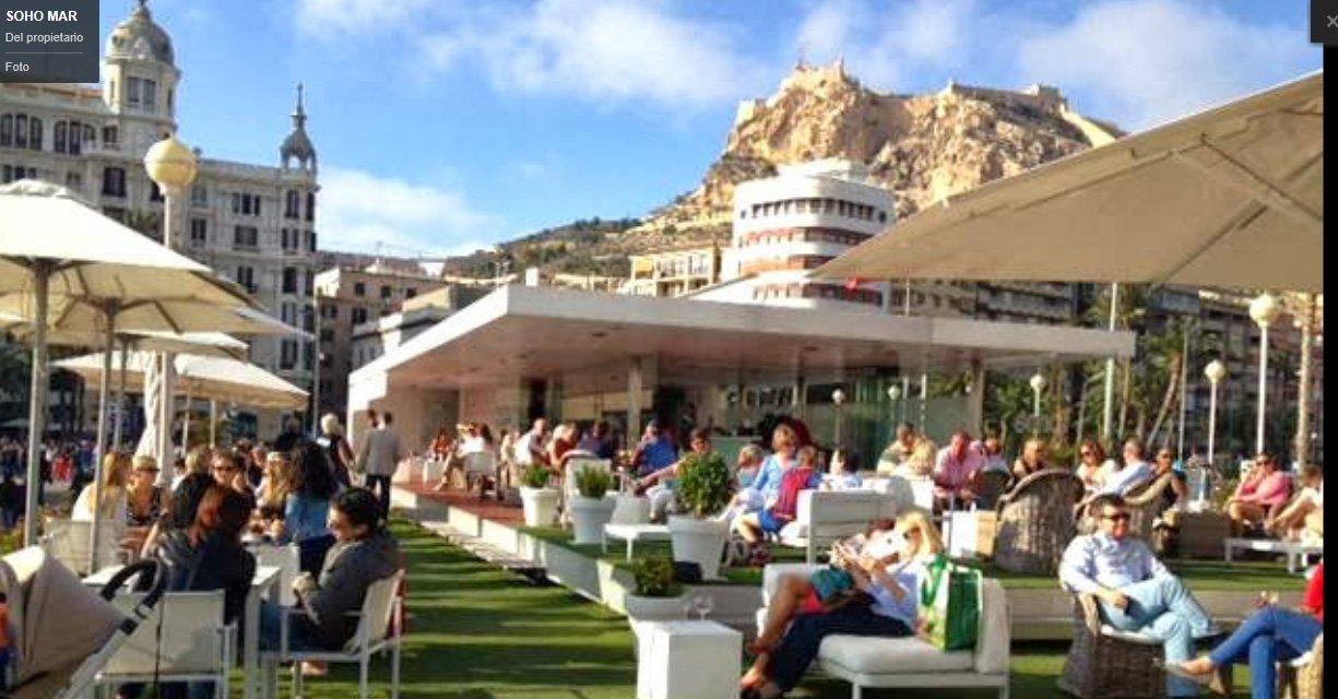 Soho Alicante  wwwmueblescom ®