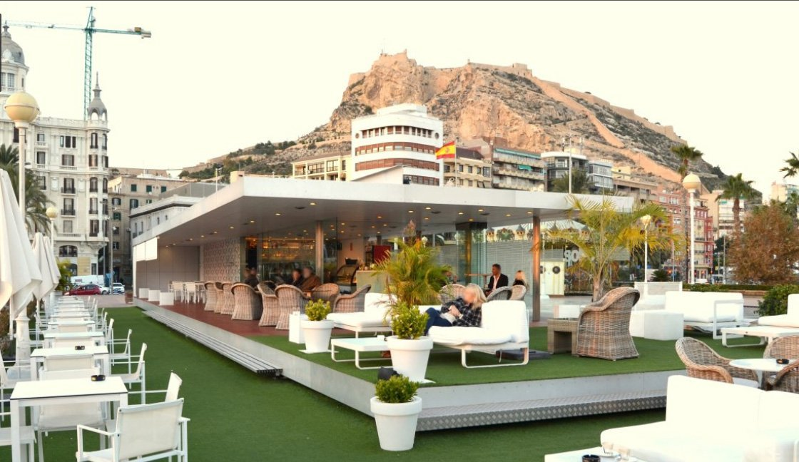 Playa for Hotel diseno alicante