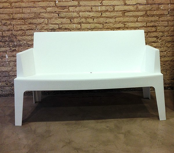 Inicio for Sofa exterior blanco