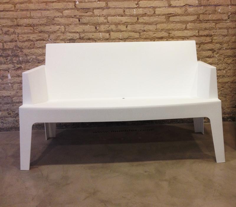 Sof de terraza modelo la siesta for Sofa exterior barato