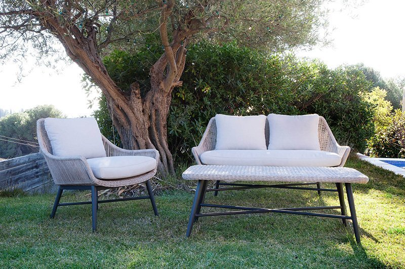 Sofas de exterior for Sofa exterior terraza