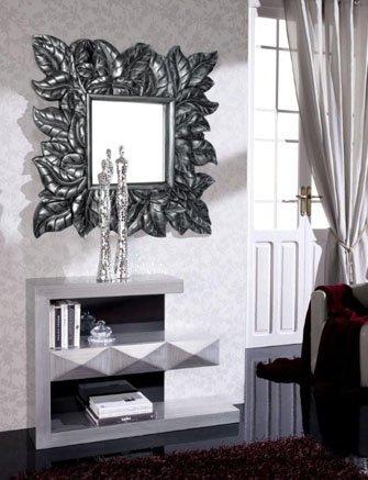 Consola entrada modelo plata for Muebles vinaroz cerdanyola