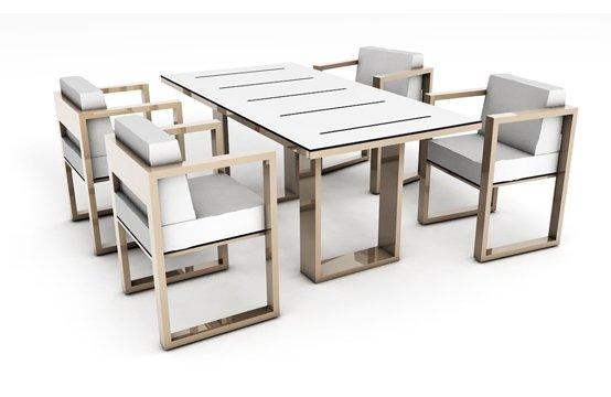Silla terraza privasso - Sillas aluminio terraza ...