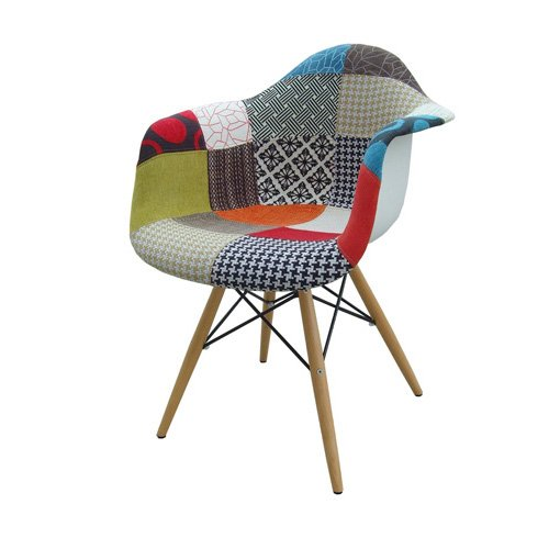 Sillon patchwork for Muebles patchwork