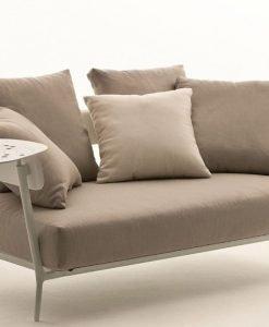 Sofa Terraza Aluminio Blanco 202 Www Muebles Com