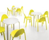 Mesas y sillas Ifema