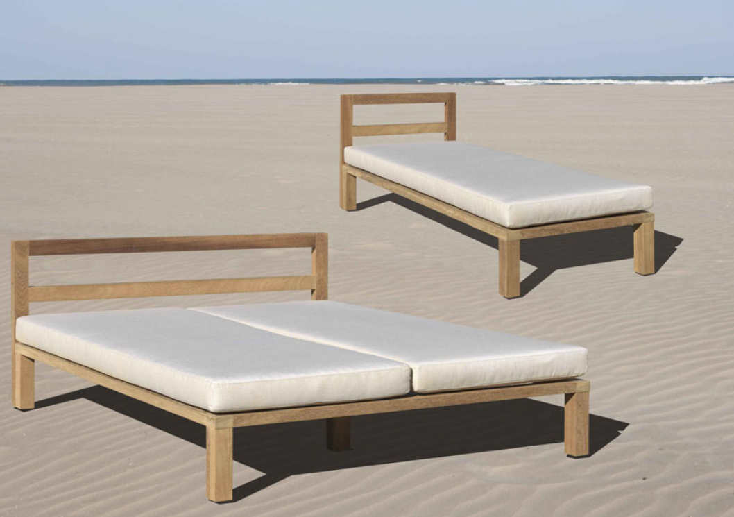 Cama de dia chill out - Muebles chill out exterior ...