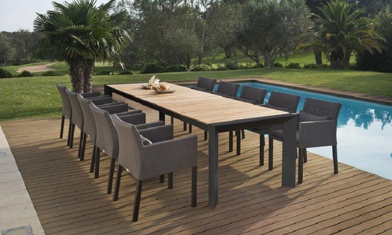 Mesas de exterior for Comprar muebles exterior